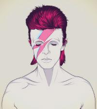 Dad Says David Bowie pic thumbnail for portfolio